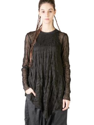 NOLIA mesh t-shirt